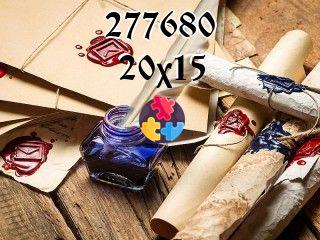 Puzzles flottants №277680