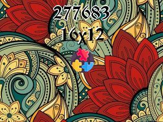Rompecabezas flotantes №277683