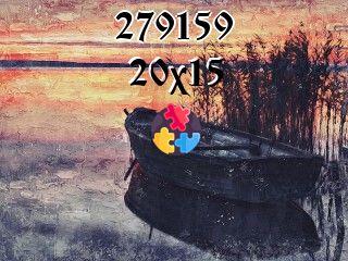 Rompecabezas flotantes №279159