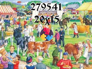Puzzles flottants №279541
