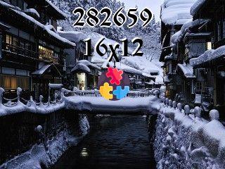 Puzzles flottants №282659