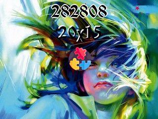 Rompecabezas flotantes №282808