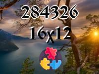 Floating Puzzles №284326