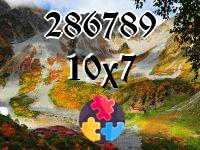 Floating Puzzles №286789