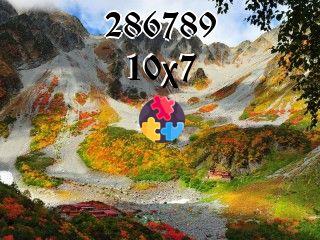 Puzzles flottants №286789