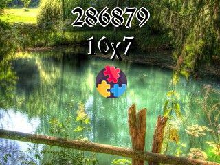 Pływające łamigłówki №286879