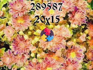 Puzzles flottants №289587
