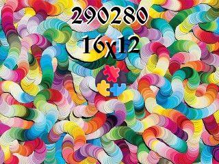Puzzles flottants №290280