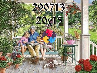 Puzzles flottants №290713