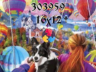 Puzzles flottants №303959