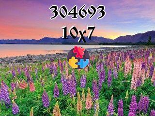 Rompecabezas flotantes №304693