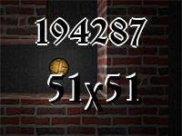 Maze №194287