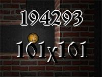 Maze №194293