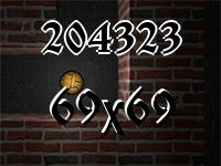Maze №204323