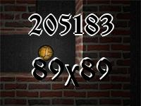 Maze №205183