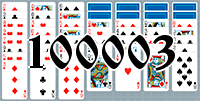Solitaire №100003