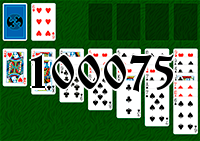 Solitaire №100075