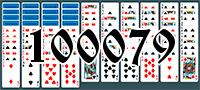 Solitaire №100079