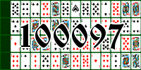 Solitaire №100097