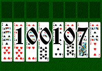 Solitaire №100107