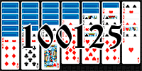 Solitaire №100125