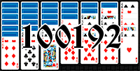 Solitaire №100192