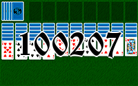 Solitaire №100207