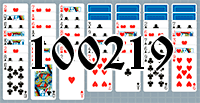 Solitaire №100219