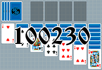 Solitaire №100230