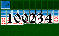 Solitaire №100234