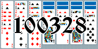 Solitaire №100328
