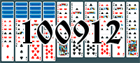 Solitaire №100912