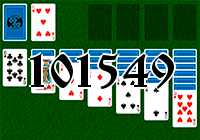 Solitaire №101549