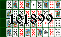 Solitaire №101899
