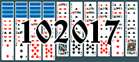 Solitaire №102017