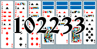 Solitaire №102233