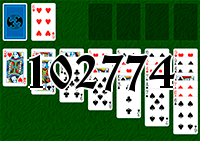 Solitaire №102774