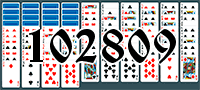 Solitaire №102809