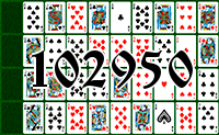 Solitaire №102950