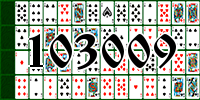 Solitaire №103009