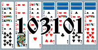 Solitaire №103101