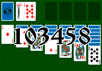 Solitaire №103458