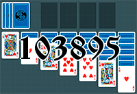 Solitaire №103895