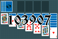 Solitaire №103907