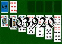 Solitaire №103920