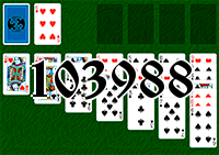 Solitaire №103988