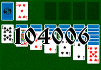 Solitaire №104006