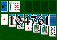 Solitaire №104761