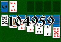 Solitaire №104959