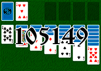 Solitaire №105149